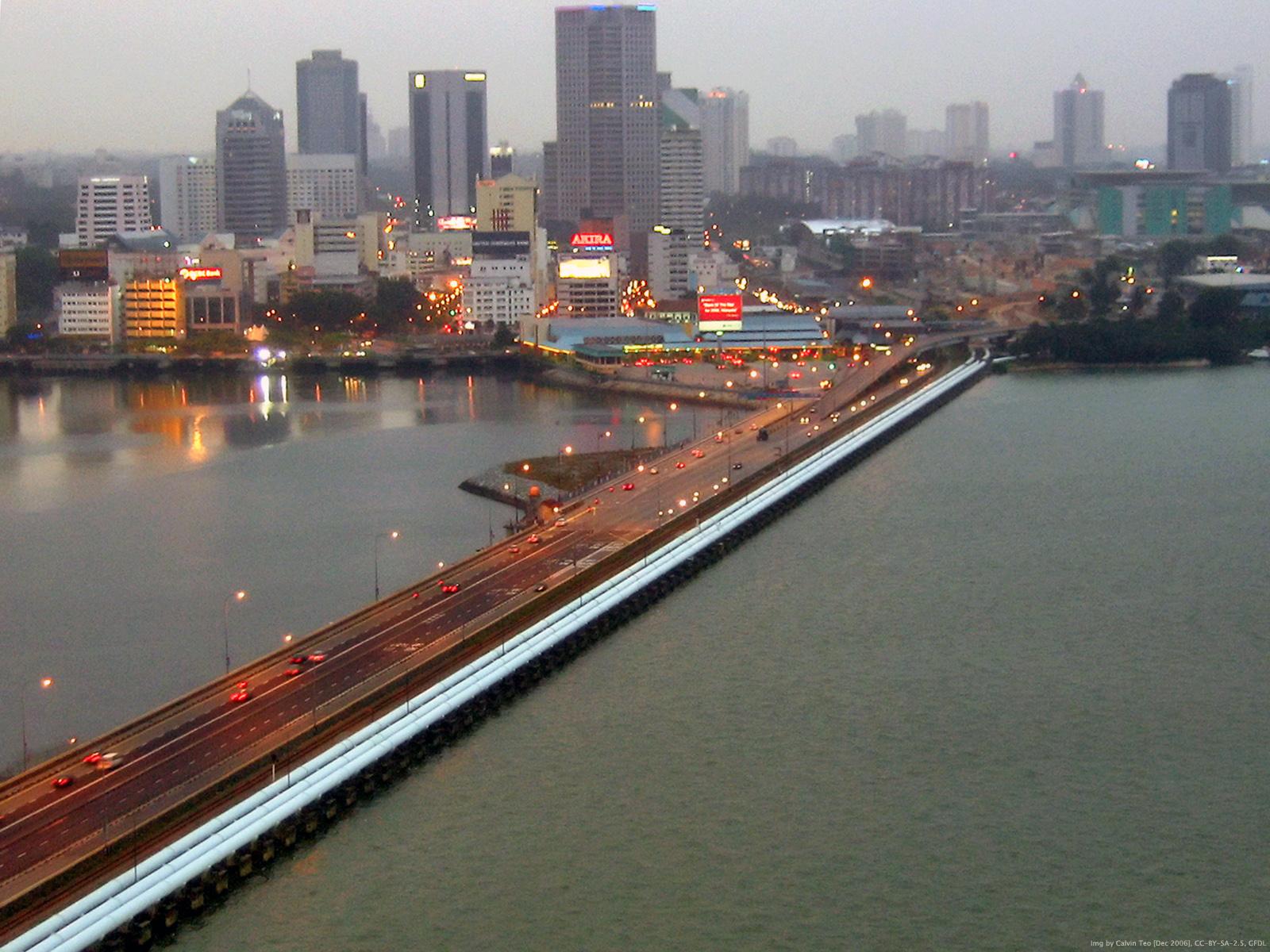 Singapore-Johor_Causeway