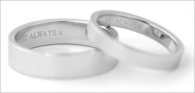 engravements for wedding rings