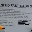 How to Deal with Unlicensed Moneylenders